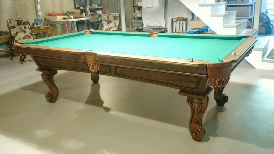 Connelly Sedona Pool Table Medium Stain On Oak The Sedona And All - Connelly billiard table