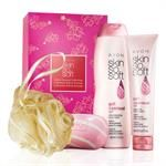 Skin So Soft Soft & Sensual Collection 4-Piece Gift Set
