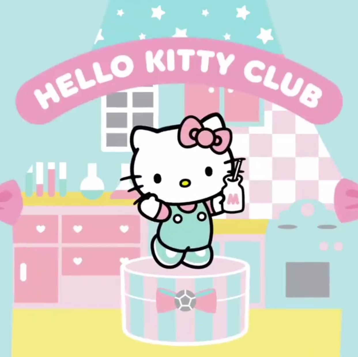 Hello Kitty Club