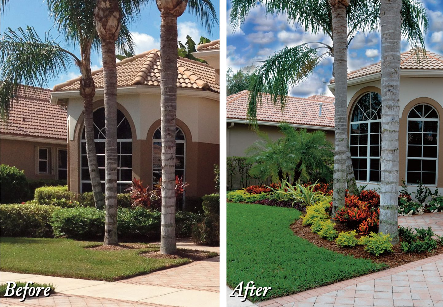 Curb Appeal In Boca Raton Landscape Design By Pamela Crawford Modern Landscape Design Modern Landscape Design Front Yard Modern Landscaping