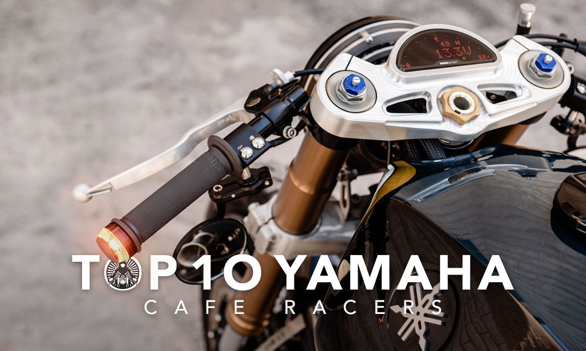 Top 10 Yamaha Cafe Racers In 2020 With Images Yamaha Cafe