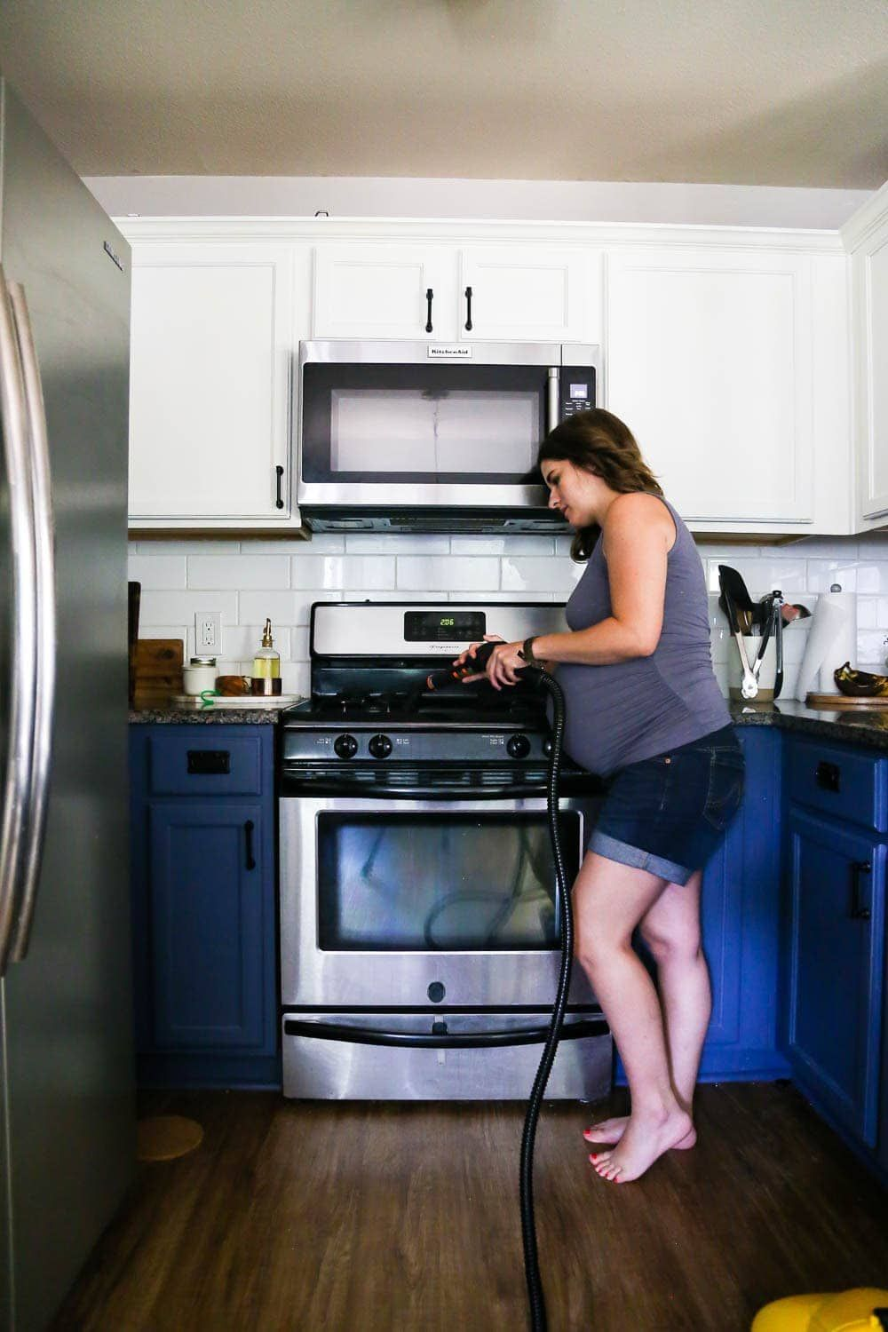 How To Use A Steamer 15 Genius Ways To Use Your Steam Cleaner Steam Cleaners House Cleaning Tips Steamer