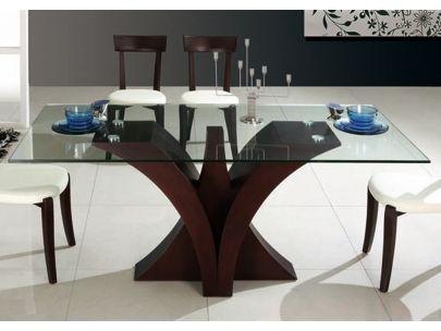 Maderas Para Mesas De Comedor. Perfect Mesa De Comedor Extensible Y ...