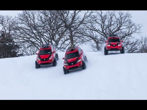 Nissan Winter Warrior Concepts | Hill Nissan Winter Haven Florida Review.