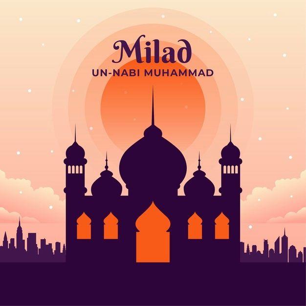 Milad-un-nabi Greeting Card