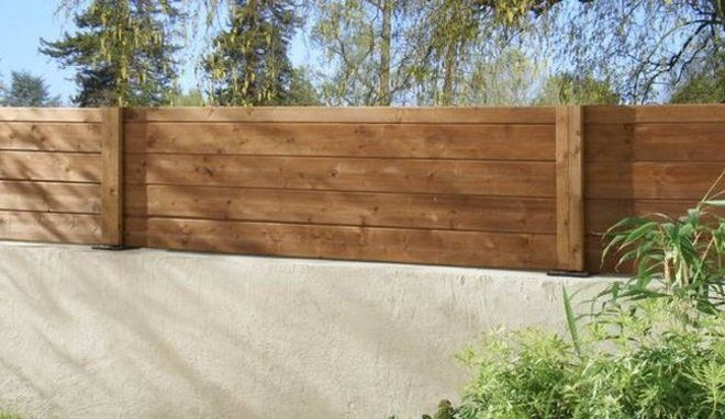 Cl turer son jardin quelles possibilit s m6 maison inspiration d co - Cloturer son jardin ...