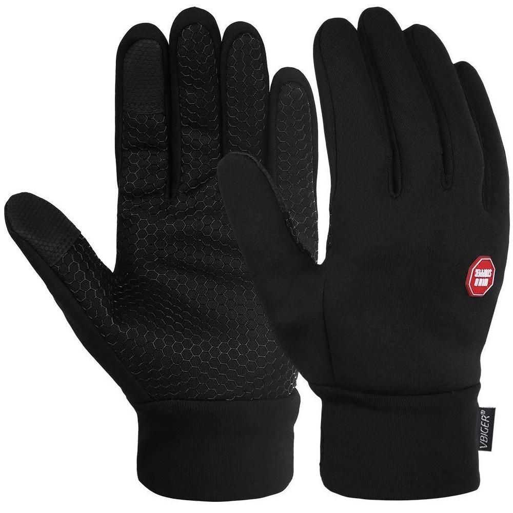 Vbg Vbiger Winter Gloves Touch Screen Driving Cycling Gloves Warm Fleece Glo Fashion Clothing Warmest Winter Gloves Cold Weather Gloves Touch Screen Gloves