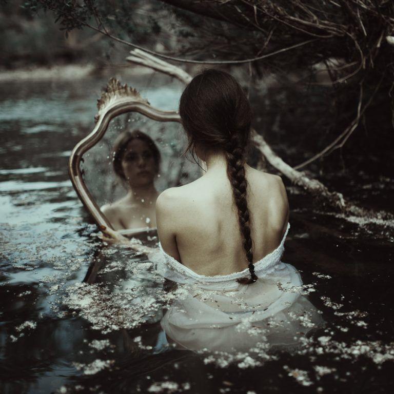 Photo - Alessio Albi miroir