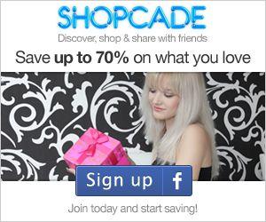 Shopcade!