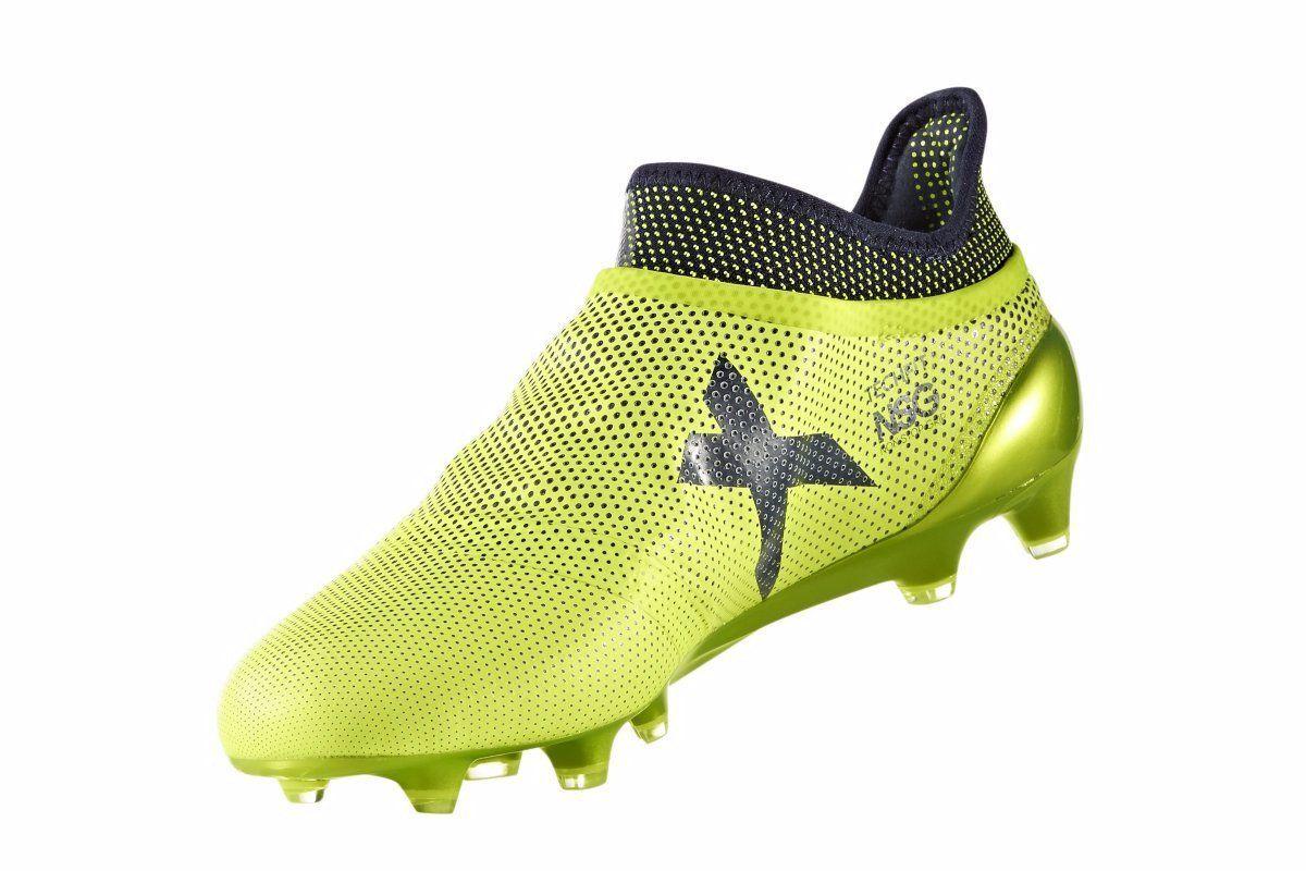 Kids Firm Geound Soccer Cleats adidas X 17