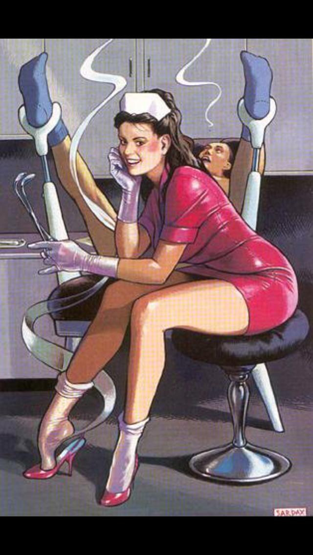 Secretary slut audition