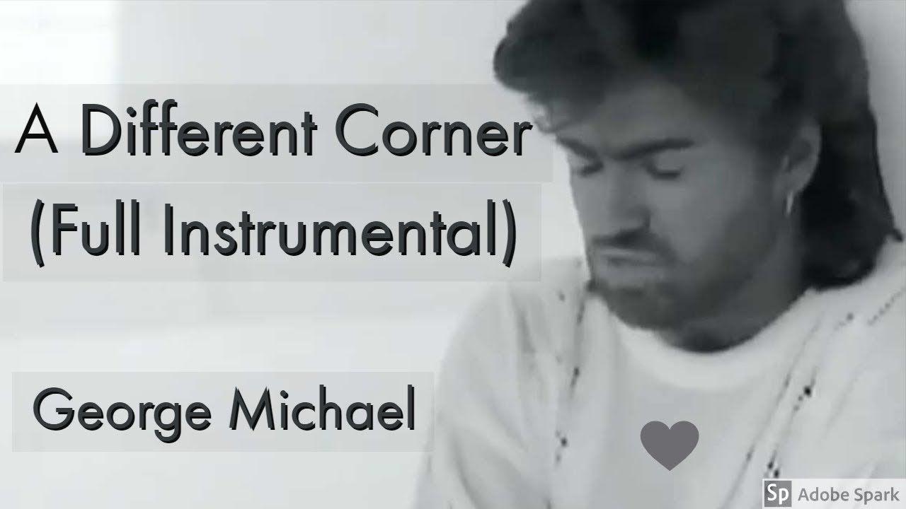 A different corner full instrumental michael