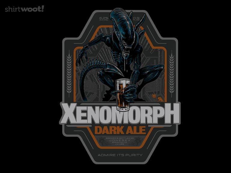 Xenomorph Dark Ale for $10