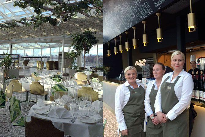 Terrassen by Birka - Birka Cruises