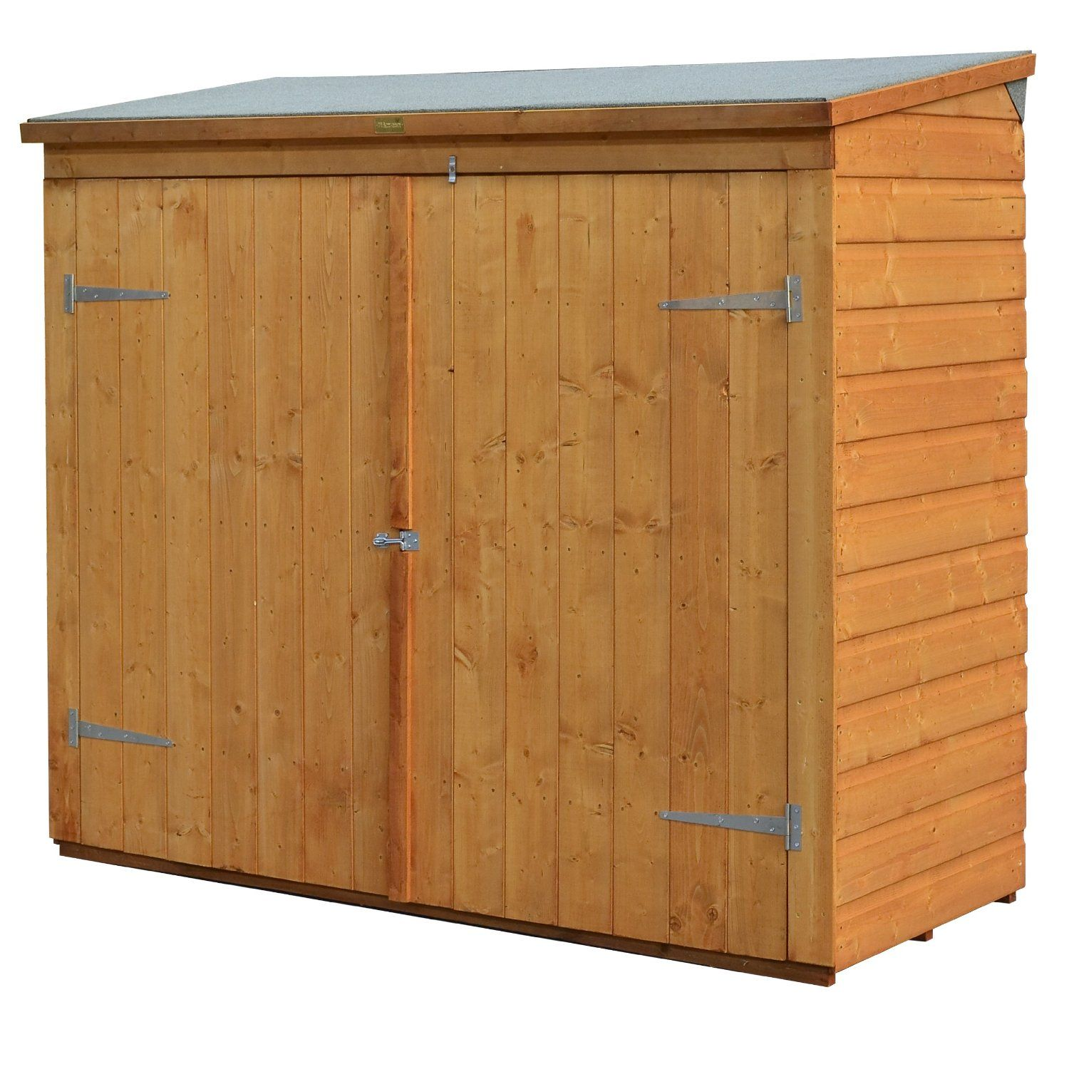 Amazon.com : Bosmere WS1881H Rowlinson Wallstore Wooden Outdoor ...