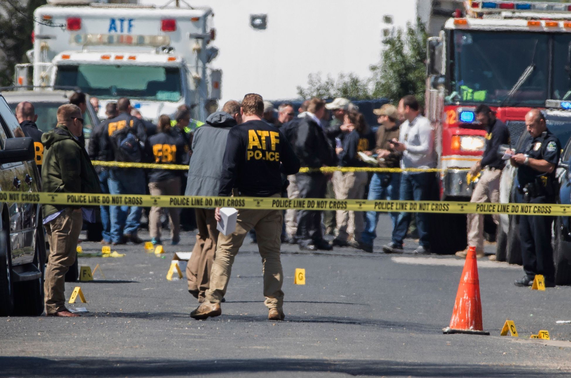 Austin package explosions Police see similarities in