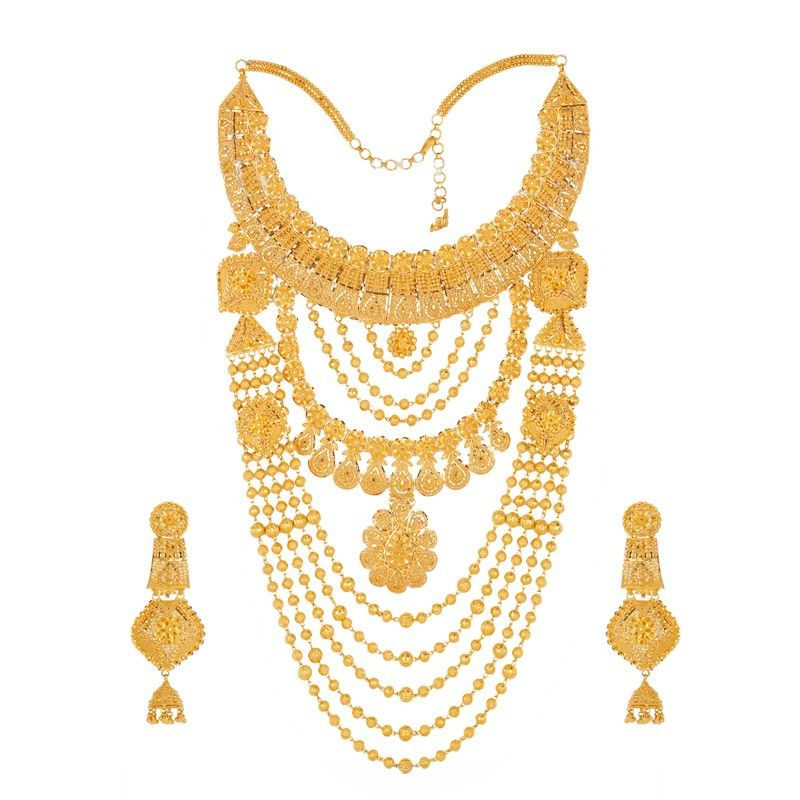 Rani Haar Bridal Necklace | Bridal jewelry, India jewelry and ...