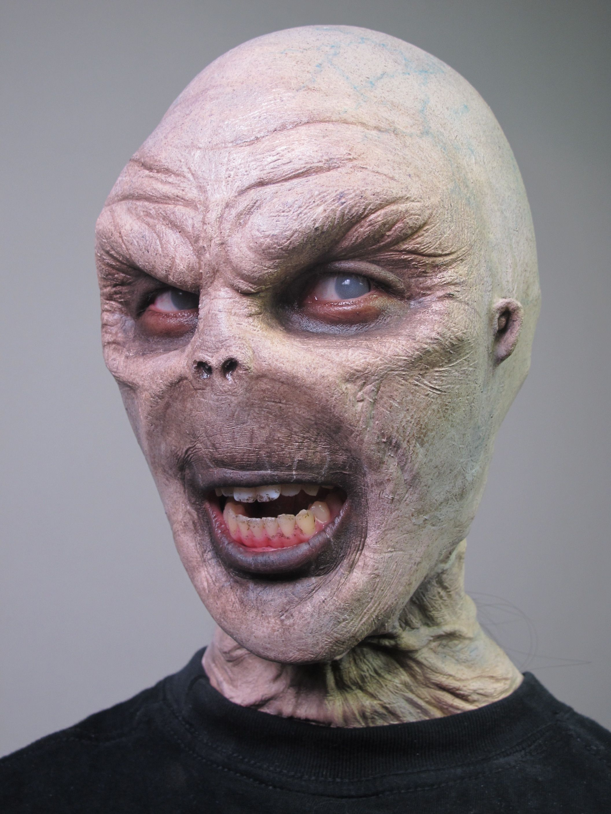 Cinema Makeup School competition Special effects makeup