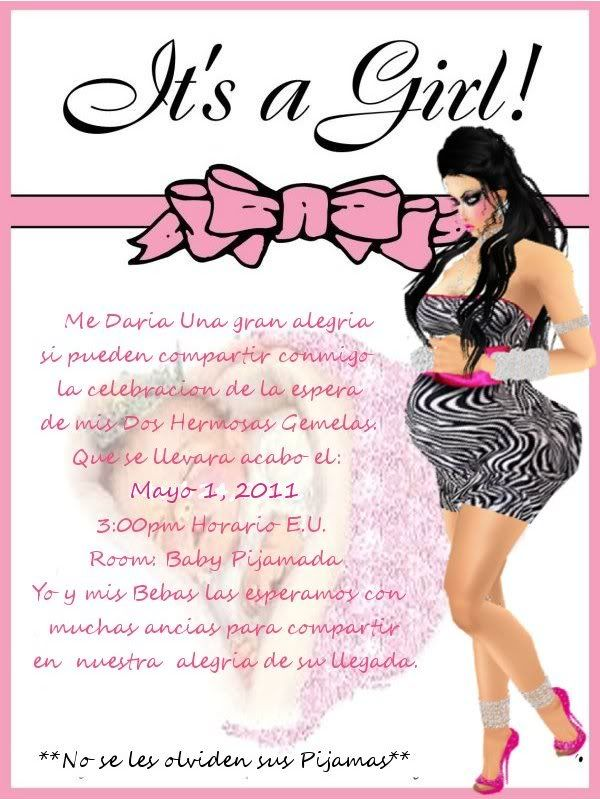 It S A Cute Idea But Mamacita When Your As Stomach Shouldn T Be Goin On Invites Lol