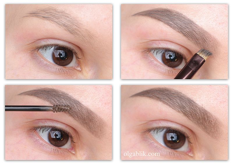 Pupa Eyebrow Definition Cream Makeup Tutorial Step By Step