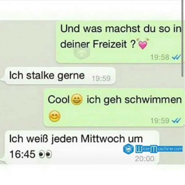 Lustige WhatsApp Bilder und Chat Fails 27 \u2013 Bin hungrig Dad