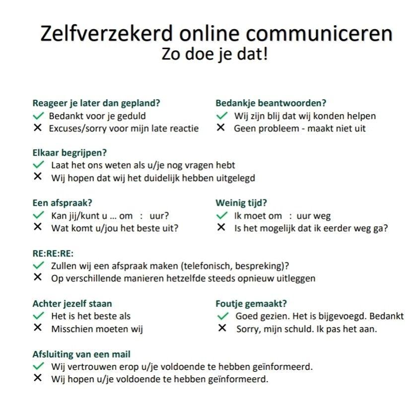 Verwonderend va #virtualassistent #communicatie #zelfverzekerd #vertrouwen RL-45