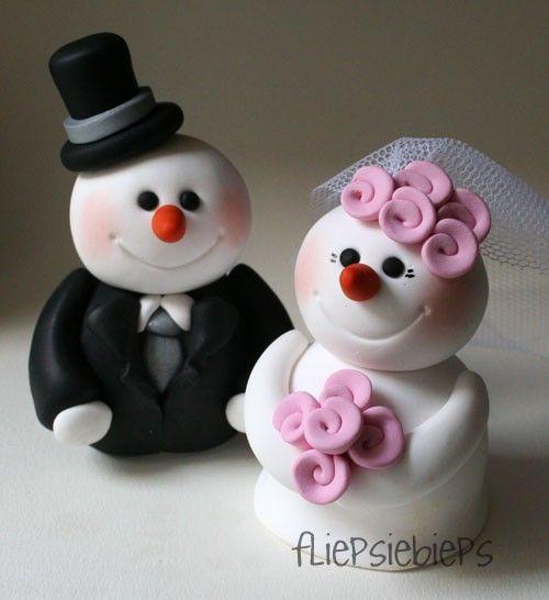Custom BIG Snowman Wedding Cake Topper | Pinterest | Winter weddings ...