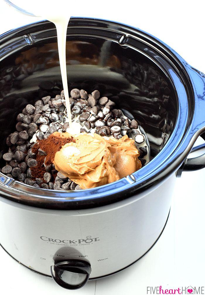 10 Crockpot Fondues - The Organized Mom