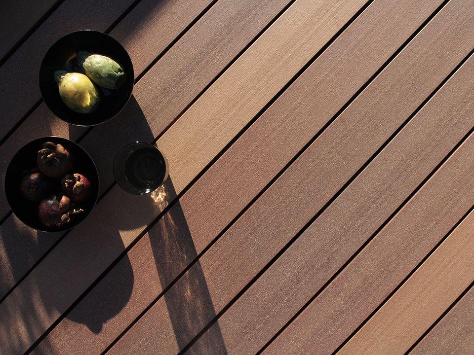 Balkonbelag Aus Dem Premium Holz Kunststoff Verbundsstoff