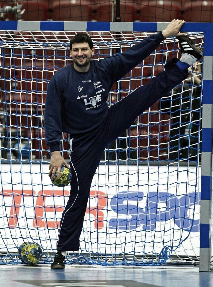 Fantastic #goalkeeper #handball que arqueritoooo