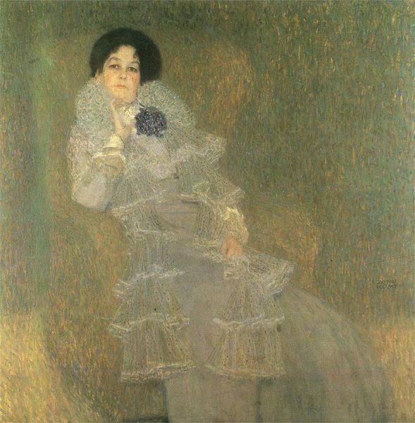 Bildnis der Marie Henneberg 1901