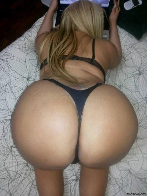 Big rounds ass