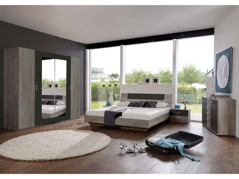 Stunning Chambre A Coucher Conforama Prix Contemporary ...