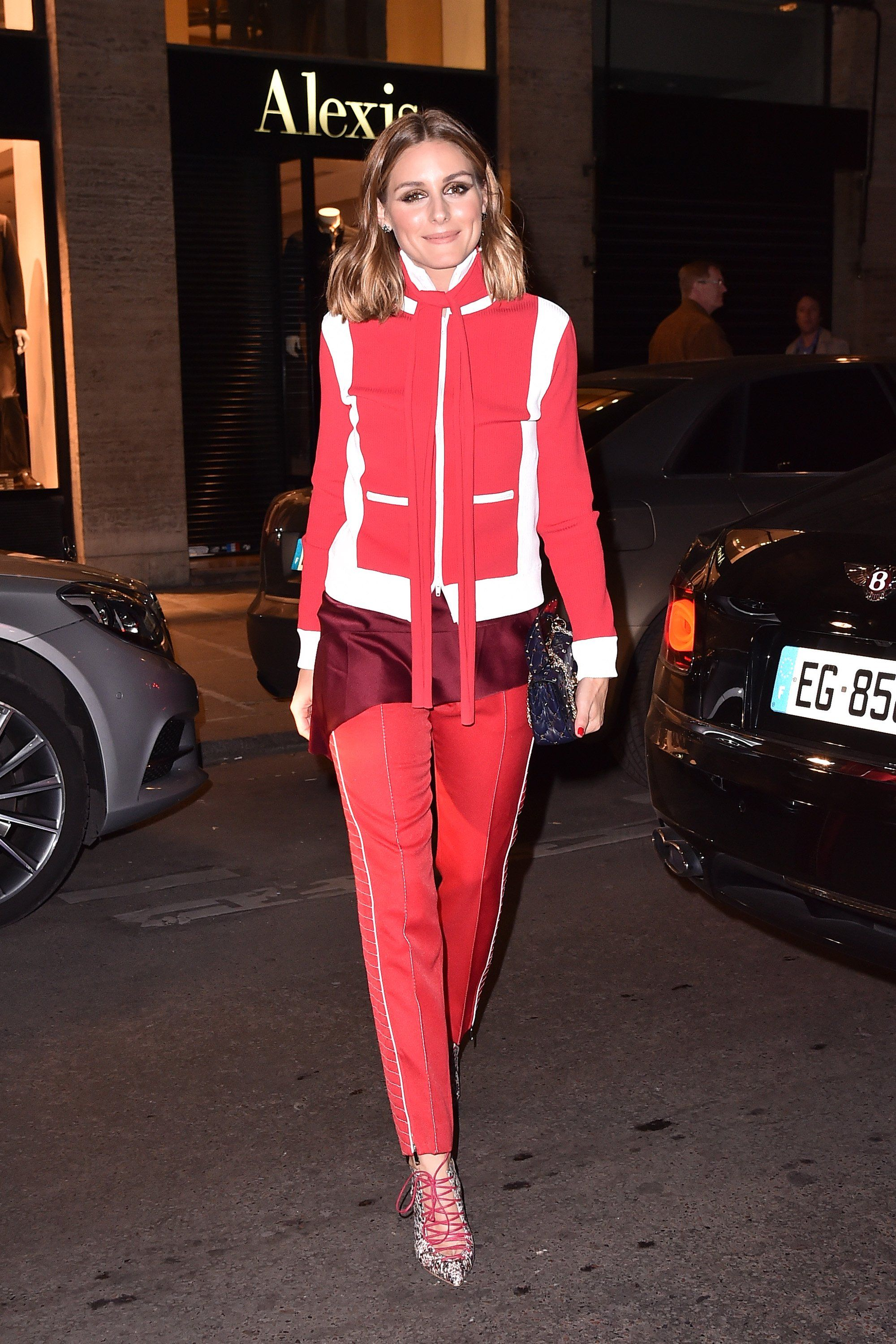 fc68b22e8b5f Every Single Outfit Olivia Palermo Wore to Fashion Week ...
