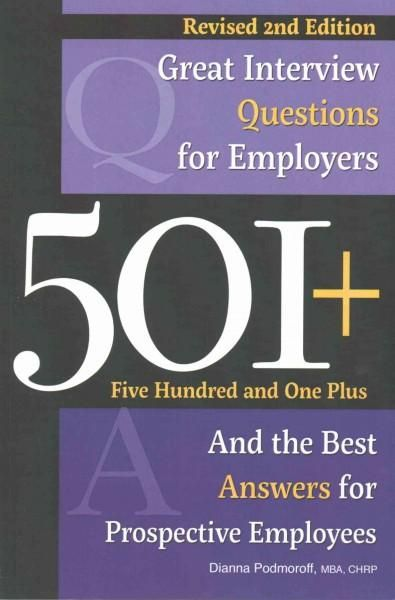 501+ Great Interview Questions for Employers and the Best Answers - best interview answers