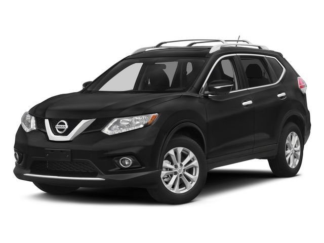 2015 Nissan Rogue Compare Summary Options Specifications