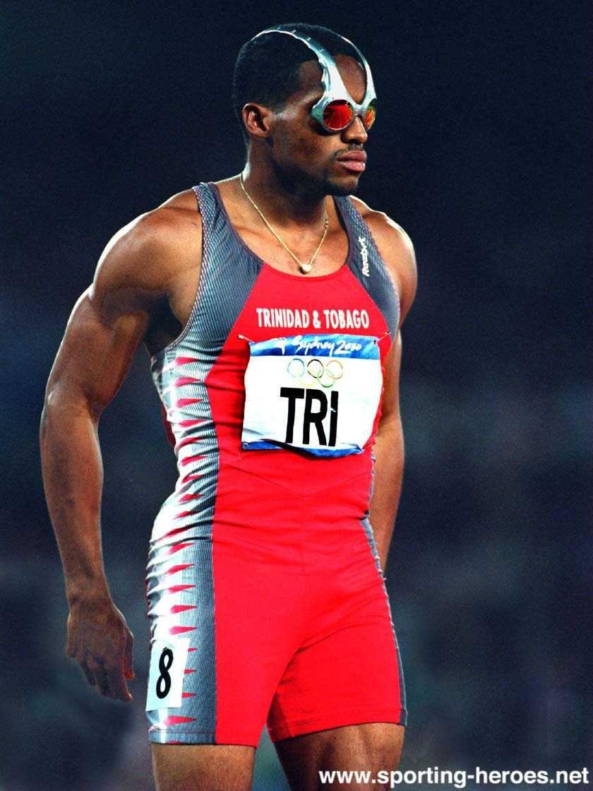 Ato Boldon Ato Boldon Athletes That Rock Glasses Pinterest Olympics