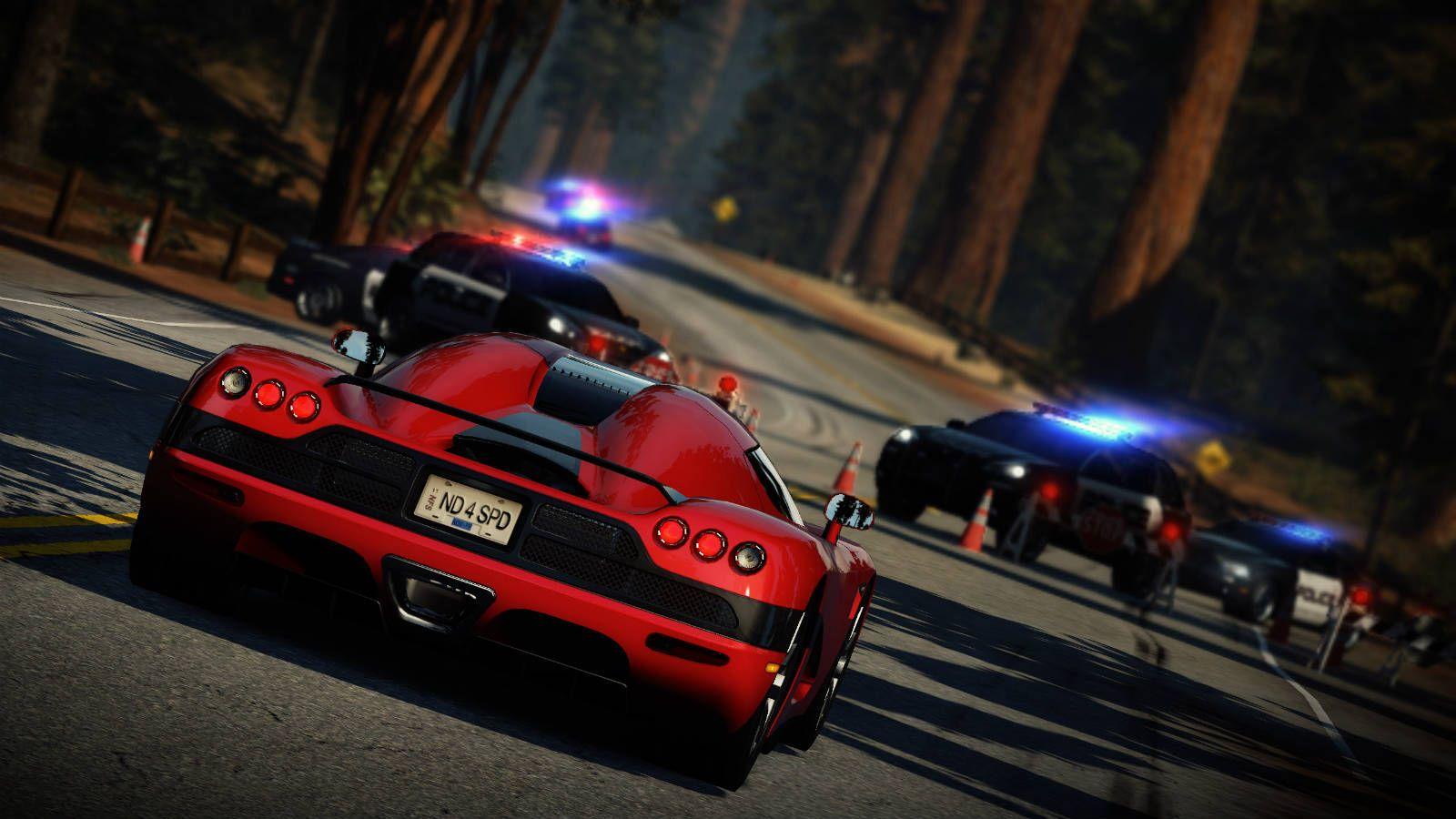 Обои hp, hot pursuit, Need for speed hot pursuit. Игры foto 17