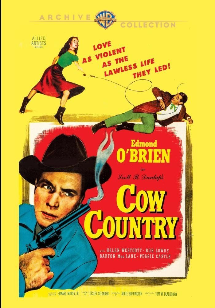 Cow Country - DVD-R (Warner Archive On Demand Region Free