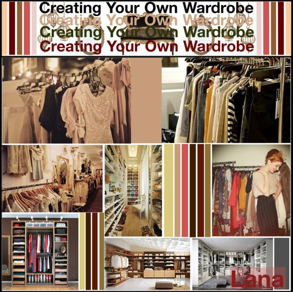 """""""Creating Your Own Wardrobe ♥"""" by xo-life-tip-girls-xo ❤ liked on Polyvore"""