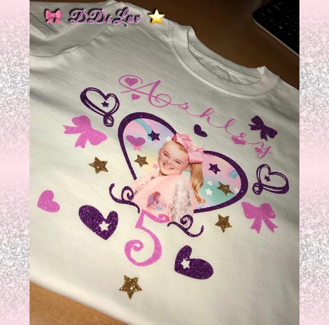 Jojo Siwa Birthday Shirt