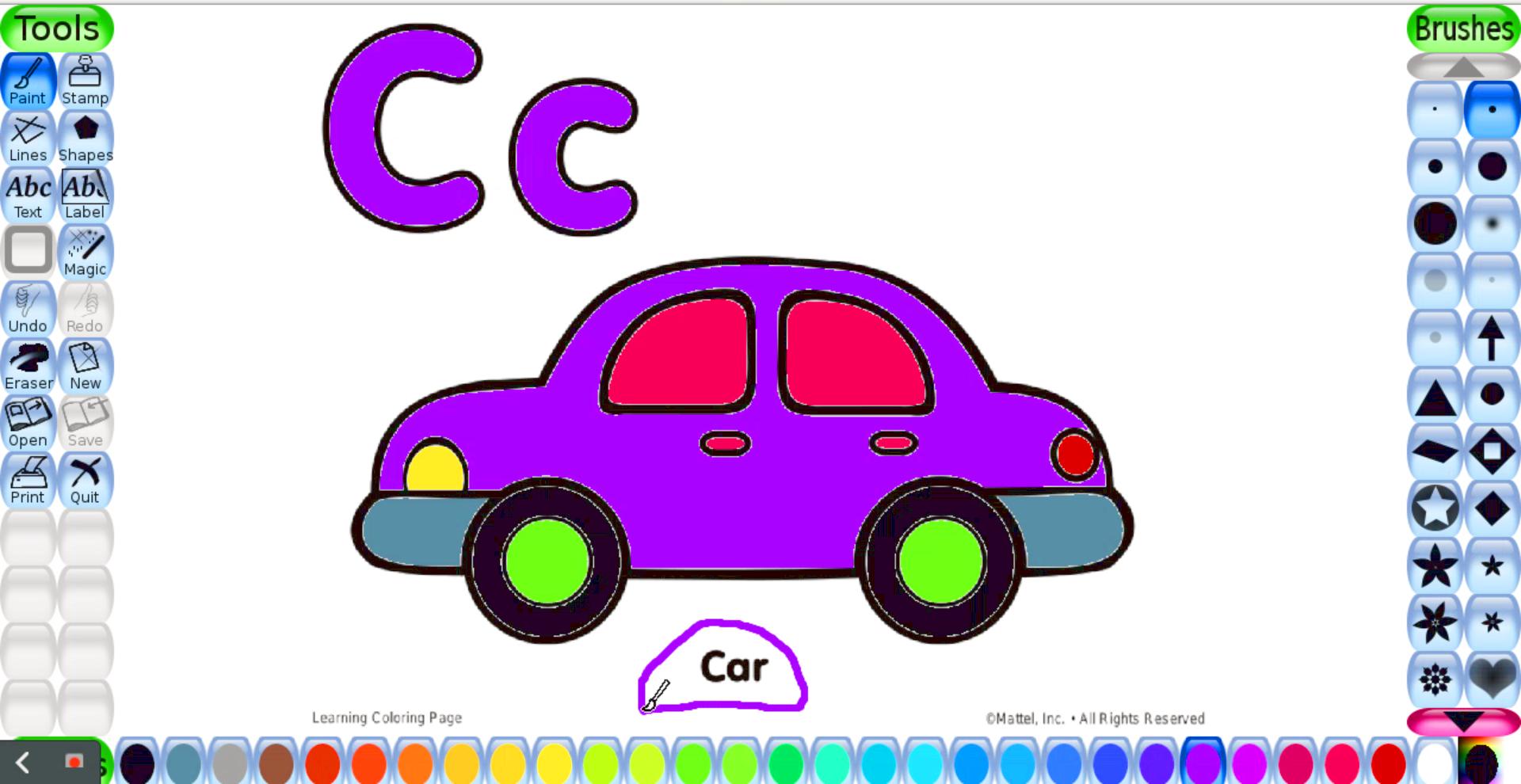 Alphabet Abc Coloring Pages Coloring Book Coloring Letter C Coloring A Car Alphabet Abc Alphabet Abc C Abc Coloring Abc Coloring Pages Learning Colors