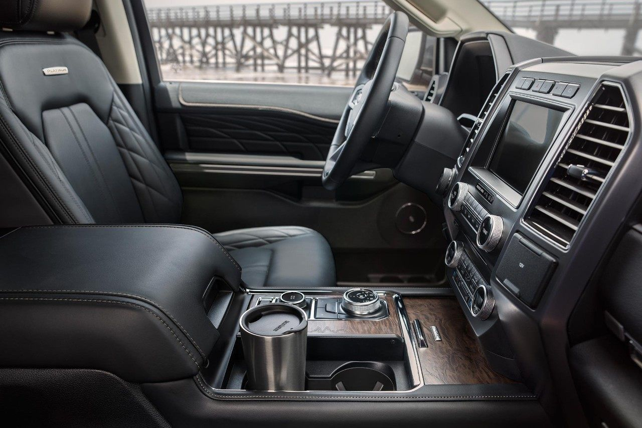 The 2018 Ford Expedition Center Console Ford Expedition