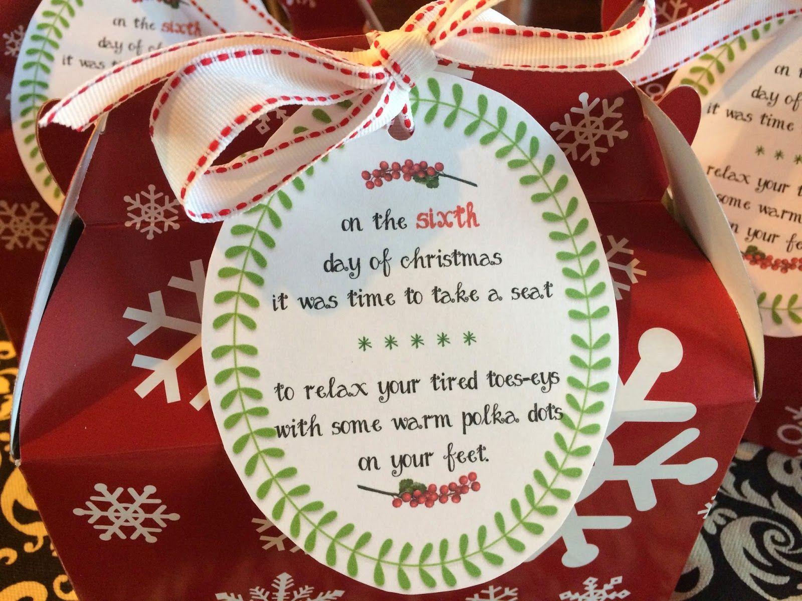 12 DAYS: Days 5,6,7 Fun Idea for Teachers! | Christmas | Pinterest ...
