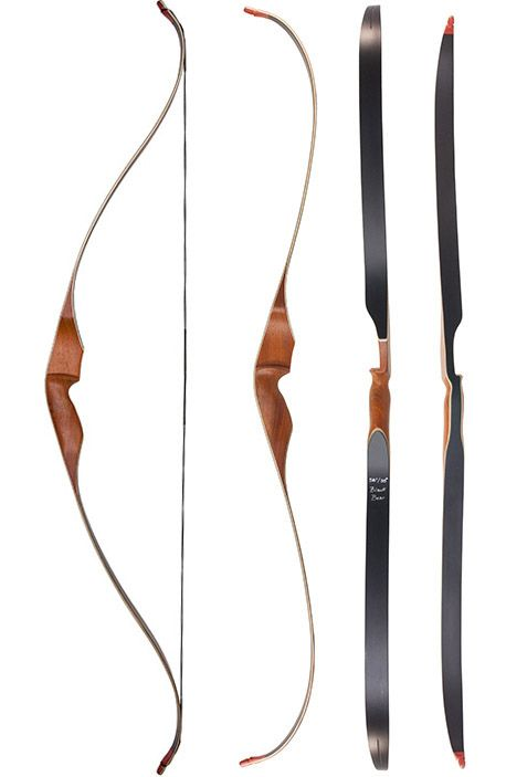 Ragim Black Bear Recurve Bow Photo | Recurves and Longbows | Bear
