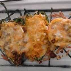 Taco Stuffed Poblano Peppers - Allrecipes.com