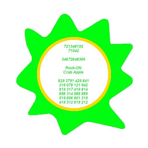 Healthy Skin Amoeba Energy Circle.