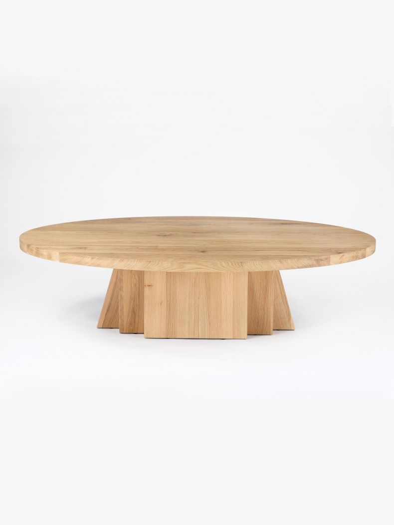 Low Oval Coffee Table By Rose Uniacke Coffee Table Oval Coffee Tables Rose Uniacke