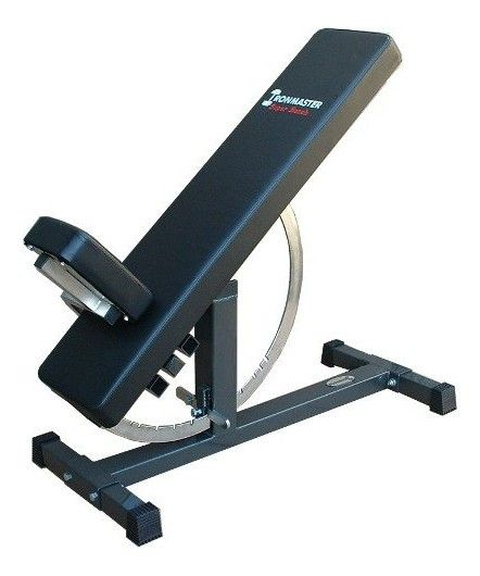 Ironmaster Super Bench Review Usa Home Gym Weight Benches Adjustable Weight Bench Adjustable Weights