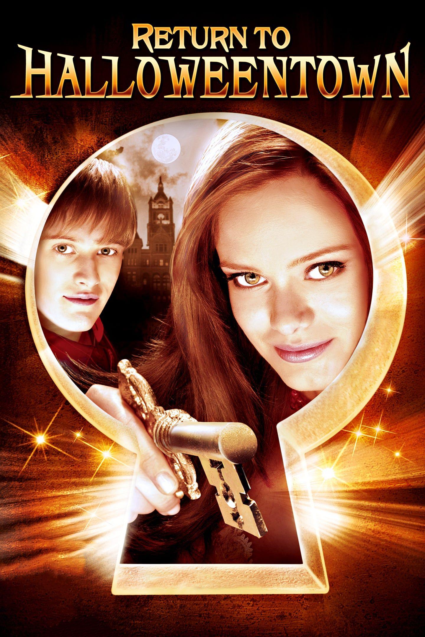 Return To Halloweentown 2006 Telechargement Complet Disney Halloween Movies Halloween Town Movie Walt Disney Movies
